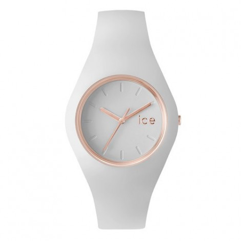 Montre ce Watch, Glam Rose Blanche