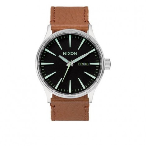 Montre Nixon, Sentry Leather