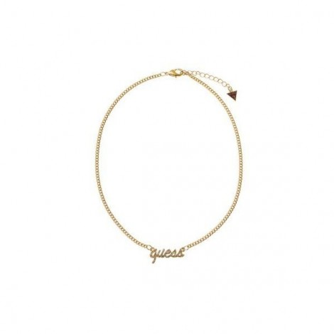 Collier Guess, Doré