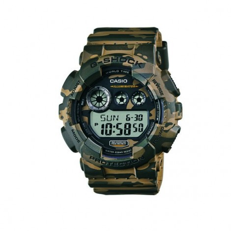 Montre Casio G-Shock, GD-120CM-5ER