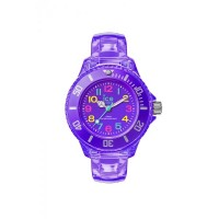 Montre Ice Watch, Happy violette, HA.PE.M.U.15