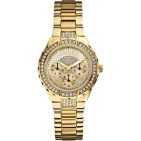Montre GUESS, Viva Gold - W0111L2