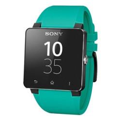 Bracelet de montre SONY, turquoise