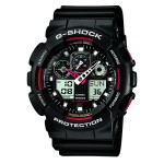 Montre Casio G-Shock, GA-100-1A4ER