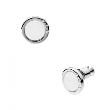 Boucles d'oreilles Sea Glass White, Skagen - SKJ0103040