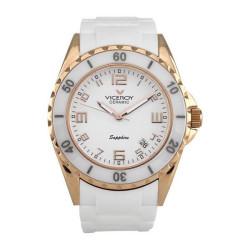 Montre Viceroy, montre blanche