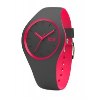 Montre Ice Watch, Duo Anthracite Pink - DUO.APK.U.S.16