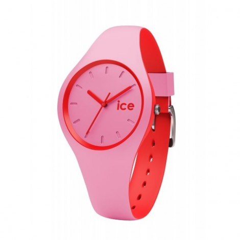 Montre Ice Watch, Duo Pink Red - DUO.PRD.S.S.16