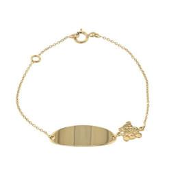 Bracelet Identité Ourson