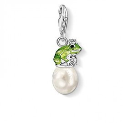 Breloque Thomas Sabo, La grenouille et la perle