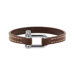 Bracelet Milano, Milo Vintage marron