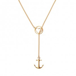 Collier Tom Hope, Love doré