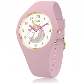 Montre Ice Watch, Fantasia rose