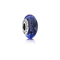 Pandora Murano Iridescent Bleu