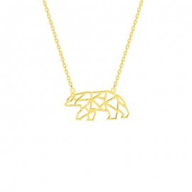 Collier Kirigami, Ours