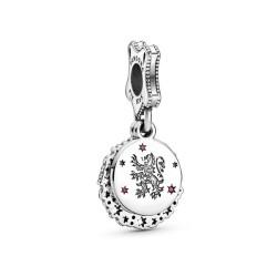 Pandora Charm Symbole des maisons - Griffondor