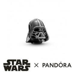 Pandora Star Wars Charm Dark Vador - 799256C01