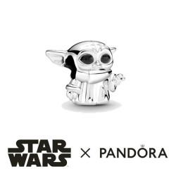Pandora Star Wars Charm BB Yoda - 799253C01