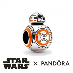 Pandora Star Wars Charm BB8
