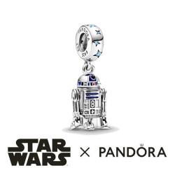 Pandora Star Wars Charm R2 D2 - 799245C00