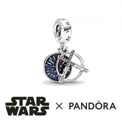 Pandora Star Wars Charm Sabres Lasers - 799252C01