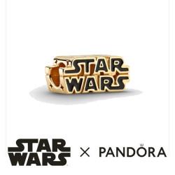 Pandora Star Wars Charm Logo 3D - Shine