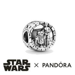 Pandora Star Wars Charm R2D2 & C3PO - 799245C00
