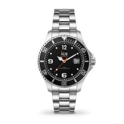 Montre Ice Watch, Steel, black