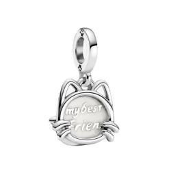 """Pandora Perle """"My best cat"""" - 799329C01"""