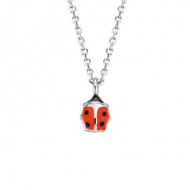 Collier Naiomy Princess, Coccinelle