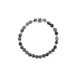 Bracelet Harvey Stone, Jaspe