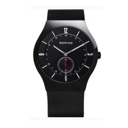 Montre Bering, total look noir - 11940-222