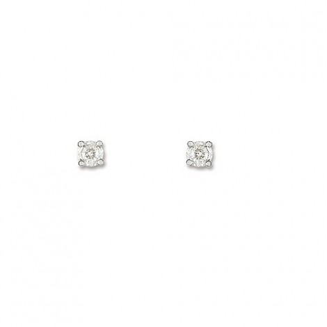 Boucles d'oreilles Diamants